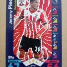 2016-17 Topps Match Attax Premier League #225 Jeremy Pied Southampton