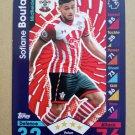 2016-17 Topps Match Attax Premier League #228 Sofiane Boufal Southampton