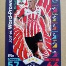 2016-17 Topps Match Attax Premier League #229 James Ward-Prowse Southampton