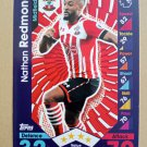 2016-17 Topps Match Attax Premier League #231 Nathan Redmond Southampton