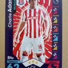 2016-17 Topps Match Attax Premier League #244 Charlie Adam Stoke City