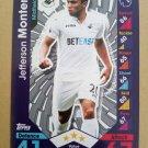2016-17 Topps Match Attax Premier League #282 Jefferson Montero Swansea City