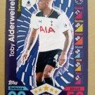 2016-17 Topps Match Attax Premier League #294 Toby Alderweireld Tottenham Hotspur
