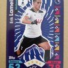 2016-17 Topps Match Attax Premier League #302 Erik Lamela Tottenham Hotspur