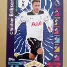 2016-17 Topps Match Attax Premier League #303 Christian Eriksen Tottenham Hotspur