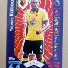 2016-17 Topps Match Attax Premier League #310 Younes Kaboul Watford