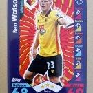2016-17 Topps Match Attax Premier League #317 Ben Watson Watford
