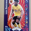2016-17 Topps Match Attax Premier League #322 Isaac Success Watford