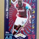 2016-17 Topps Match Attax Premier League #345 Arthur Masuaku West Ham United