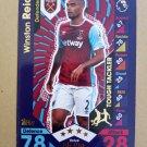 2016-17 Topps Match Attax Premier League #347 Winston Reid TT West Ham United