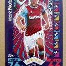 2016-17 Topps Match Attax Premier League #352 Mark Noble CAPT West Ham United