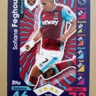 2016-17 Topps Match Attax Premier League #354 Sofiane Feghouli West Ham United
