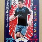 2016-17 Topps Match Attax Premier League #373 Pierre-Emile Hojbjerg Southampton Away Kit
