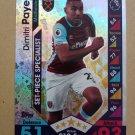 2016-17 Topps Match Attax Premier League #392 Dimitri Payet West Ham United Set-Piece Specialist