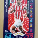 2016-17 Topps Match Attax Premier League - Legends #S11 Rory Delap Stoke City Throw-In Assists