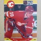 1990-91 Pro Set #45 Gary Roberts Calgary Flames