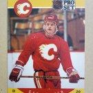 1990-91 Pro Set #46 Gary Suter Calgary Flames