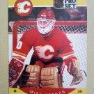 1990-91 Pro Set #47 Mike Vernon Calgary Flames