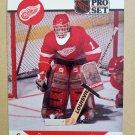 1990-91 Pro Set #72 Glen Hanlon Detroit Red Wings