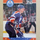 1990-91 Pro Set #96 Steve Smith Edmonton Oilers