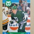 1990-91 Pro Set #101 Randy Cunneyworth Hartford Whalers