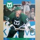 1990-91 Pro Set #107 Todd Krygier Hartford Whalers