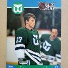1990-91 Pro Set #113 Scott Young Hartford Whalers