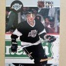 1990-91 Pro Set #115 Steve Duchesne Los Angeles Kings