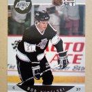 1990-91 Pro Set #122 Bob Kudelski Los Angeles Kings