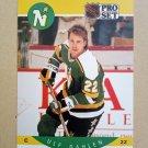 1990-91 Pro Set #136 Ulf Dahlen Minnesota North Stars