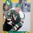 1990-91 Pro Set #137 Gaetan Duchesne Minnesota North Stars