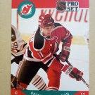 1990-91 Pro Set #174 Brendan Shanahan New Jersey Devils