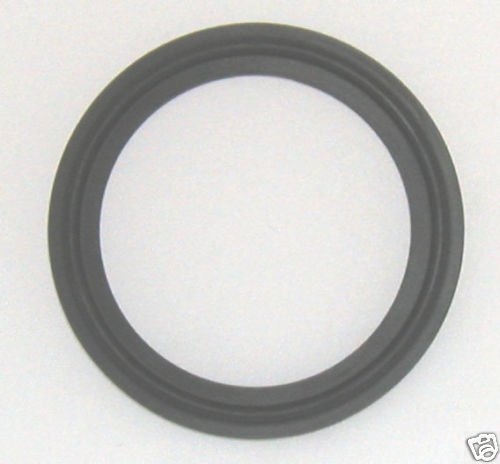 "VITON TRI CLOVER SANITARY GASKET 4"" CHEM/FUEL/HIGH TEMP"