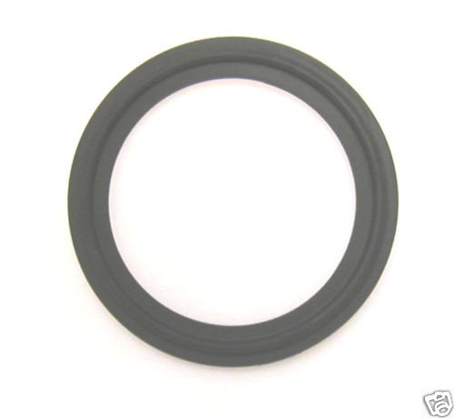 """EPDM TRI CLOVER SANITARY GASKETS 2""""  LOT OF 3 FDA/3A"""