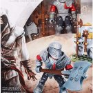 MEGA BLOKS ASSASSIN'S CREED HEAVY BORGIA SOLDIER CNG89 - SHIPS WORLDWIDE
