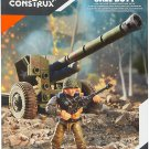 MEGA CONSTRUX CALL OF DUTY ANTI-TANK GUN FMG08 - SHIPS WORLDWIDE