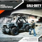 MEGA CONSTRUX CALL OF DUTY ATV GROUND RECON DXB63 - SHIPS WORLDWIDE