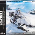 MEGA BLOKS CALL OF DUTY SNOWMOBILE RECON DPW83 - SHIPS WORLDWIDE