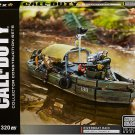 MEGA CONSTRUX CALL OF DUTY RIVERBOAT RAID DPB56 - SHIPS WORLDWIDE
