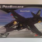 MEGA BLOKS PROBUILDER BLACK EAGLE 9709 (USED) - SHIPS WORLDWIDE