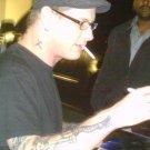 autograph drumstick corey taylor