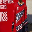 Whashington capitals 2021 Reverso Jersey Hockey Alex Ovechkin