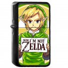 I'm Not Zelda - Electronic Windproof USB Electric Lighter - Rechargeable
