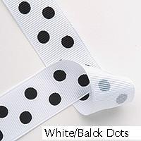 Polka Dot Ribbon Choices 1