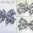 Mixzer Large Print Hair Bow