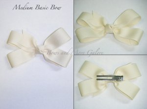 Basic Medium Bows