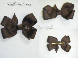 Basic Toddler Bows