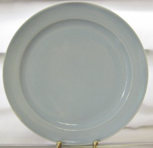 Taylor Smith & Taylor TS&T Lu-Ray Pastel Blue Luncheon Plate