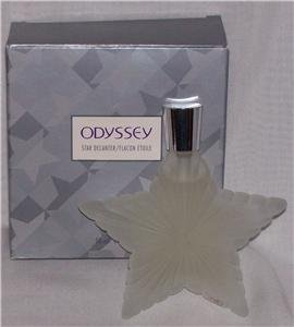 Avon Odyssey Star Decanter Cologne Spray 1.7FL OZ New Old Stock