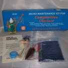 Micro Maintenance Kit For Composition Clarinet